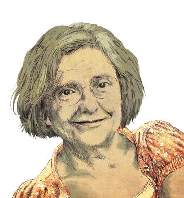 Retrato Alice Vieira