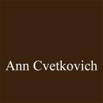 brown cvetkovich